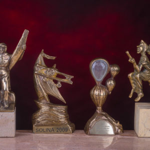 Brass casts